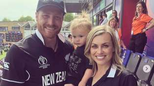 Laura McGoldrick praises husband Martin Guptill, Black Caps effort and World Cup winners England