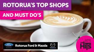Vote Now - Rotorua's Favourite Coffee