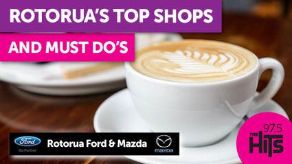 Vote Now - Rotorua's Favourite Coffee