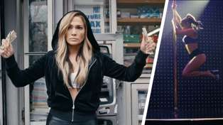 First look at Jennifer Lopez's raunchy new movie 'Hustlers' featuring star-studded cast
