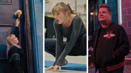 Behind-the-scenes look at CATS movie reveals star-studded cast James Corden, Rebel Wilson, Taylor Swift and more