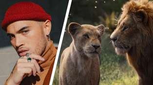 Watch Stan Walker sing a stunning Lion King cover that will melt your heart