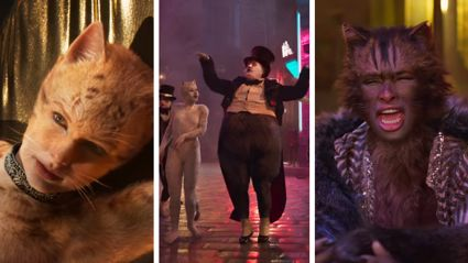 The official CATS movie trailer just dropped and it is leaving people 'uncomfortable'