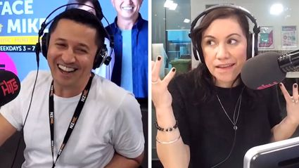 Stace and Mike reveal the jobs they ACTUALLY wanted when they were kids