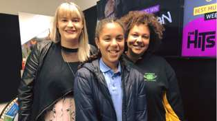 Emma chats with Kiki & Kerry from TVNZ's The Feijoa Club