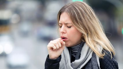 Expert explains why you have a cough and what you can do about it this winter