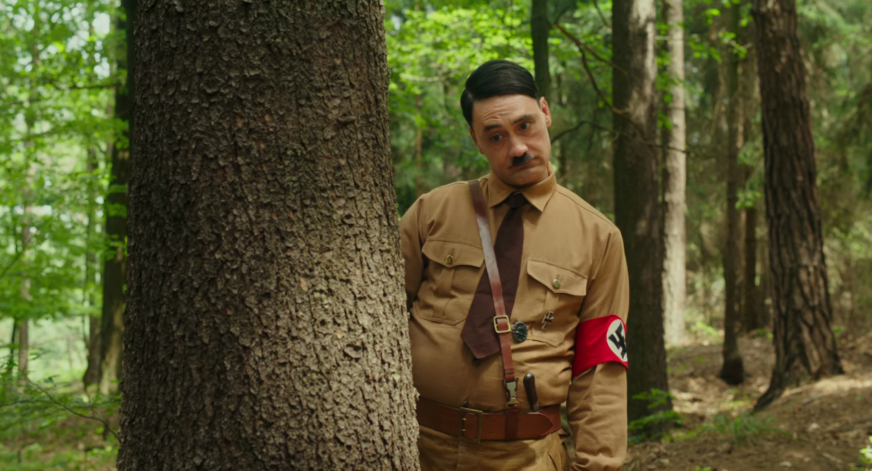 Taika Waititi Makes Movie Debut As Adolf Hitler In First
