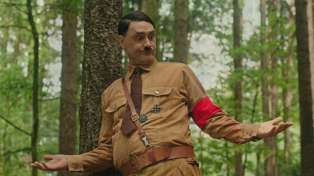 Taika Waititi makes hilarious debut as Adolf Hitler in first JoJo Rabbit trailer