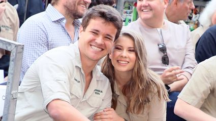 Bindi Irwin's 'soulmate' Chandler Powell PROPOSED on her birthday – and she said yes!