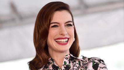 Anne Hathaway reveals exciting pregnancy news with surprise baby bump photo