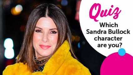 QUIZ: Which ICONIC Sandra Bullock movie character are you?