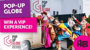 Win A VIP Experience at the Pop-Up Globe!