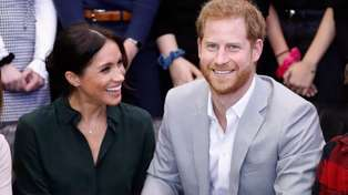 There are reports Prince Harry and Meghan Markle are planning on adopting African baby
