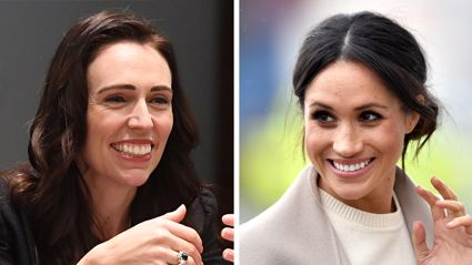 Meghan Markle puts Kiwi PM Jacinda Ardern on the cover of Vogue during guest edit