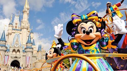 Mum sparks heated debate after saying childless couples should be banned from Disneyland