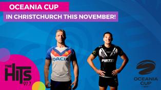 Oceania Cup in Christchurch!
