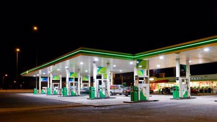 It turns out two BP stations are giving away free petrol today!