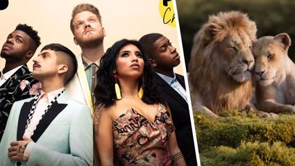 Pentatonix perform STUNNING a cappella cover of The Lion King's 'Can You Feel The Love Tonight'