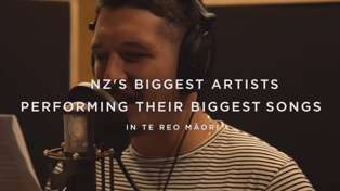 SIX60 and other Kiwi stars have recorded their hit songs in Te Reo Māori and it sounds stunning