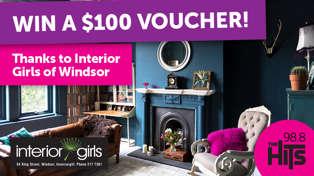 WIN a $100 Interior Girls of Windsor Voucher!