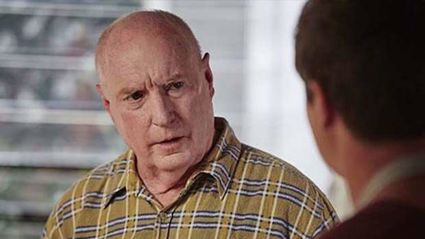 Home and Away star Ray Meagher was rushed to hospital for emergency heart surgery