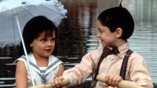 This is what Alfalfa from 'The Little Rascals' looks like 25 years on - it turns out he now has his own little rascals