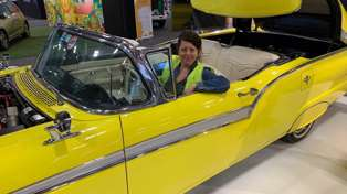 Try it Out Tuesday - Estelle test drives an EV