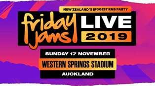 Friday Jams Live 2019!