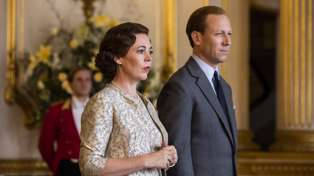 Netflix finally unveil first look and release date for third season of 'The Crown'