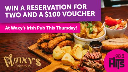 WIN with Southland's Special Reserve and Waxy's Irish Pub!