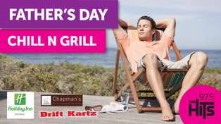 Fathers Day Chill 'n' Grill