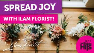 Spread the Joy with Ilam Florist!