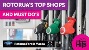 Where Is Rotorua's Best Petrol Station?