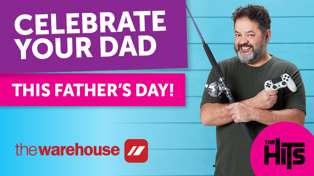 Win with The Warehouse This Fathers Day!
