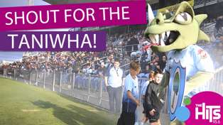 Shout for the Taniwha!