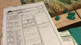 Try it out Tuesday - Estelle plays Dungeons and Dragons