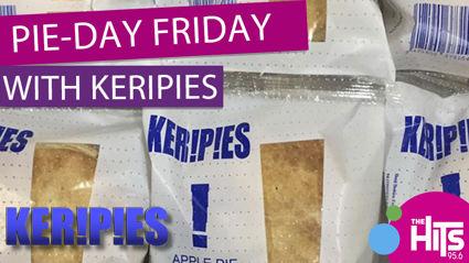 Pie-Day Friday with Keri Pies!