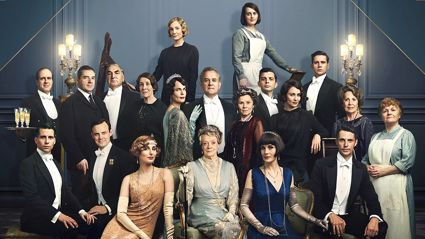 Watch: 'Downton Abbey' fans get special featurette sneak peek look at the upcoming movie