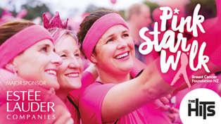 The 2019 Queenstown Pink Star Walk