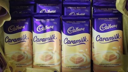 It seems like Caramilk chocolate could be making another comeback