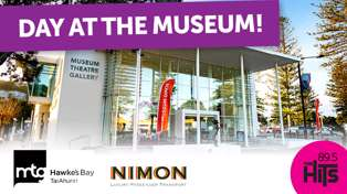 WIN A DAY AT THE MUSEUM!