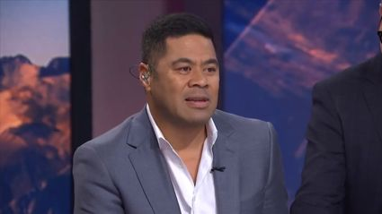 'Breakfast' TV star Daniel Faitaua reveals brother's cancer battle during emotional farewell