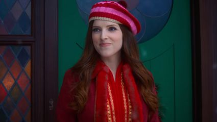 Disney unveils hilarious new Christmas movie starring Anna Kendrick and it looks absolutely adorable