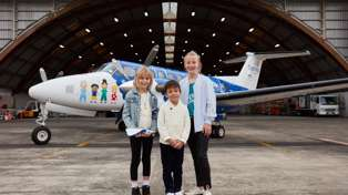 Starship Air Ambulance Appeal
