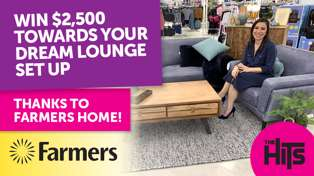WIN WITH THE FARMERS HOME DEPARTMENT!