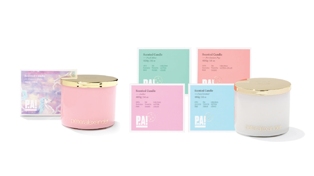 If you have these candles from Peter Alexander stop using them right now