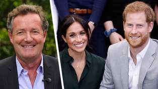 Piers Morgan tells Laura, Sam and Toni why Meghan Markle is full of 'rank hypocrisy'