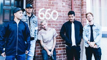 SIX60 reveal the beautiful new Te Reo meaning behind their hit song