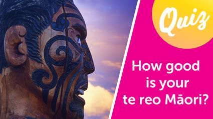 EXPERT LEVEL QUIZ: Put your te reo Māori to the test
