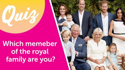 QUIZ: Which member of the royal family are you based on your personality?